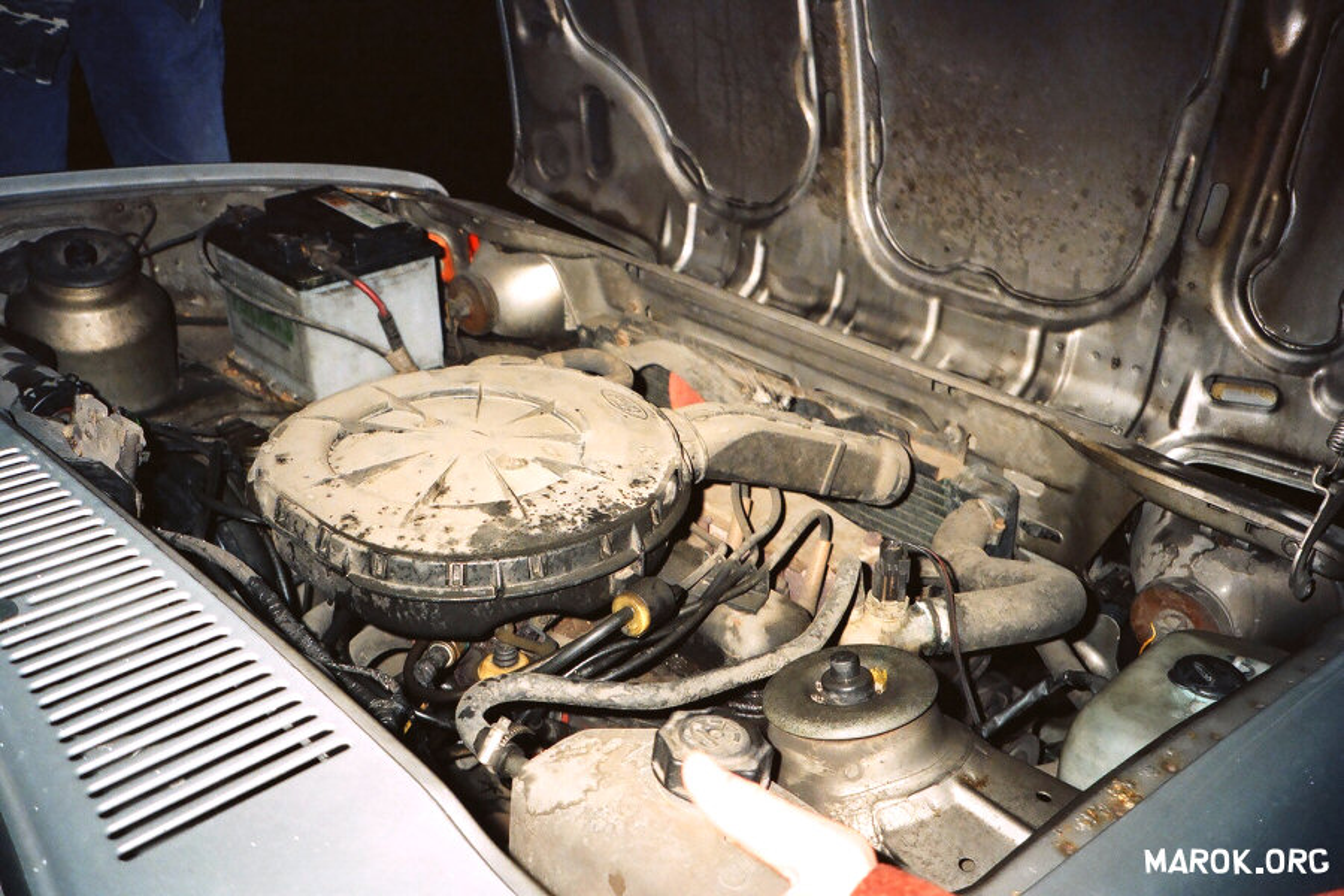 Ford Fiesta grigia
