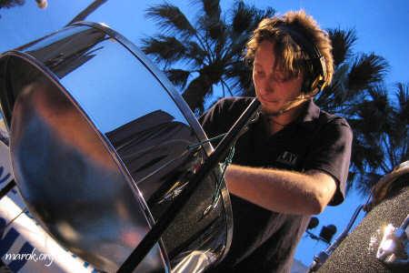 Lorenzo Ressel steel drum - atto terzo
