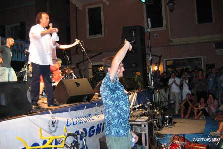 Marco Iannetta wins