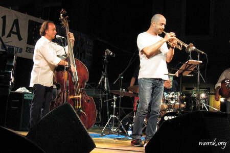 Rosario Bonaccorso e Flavio Boltro