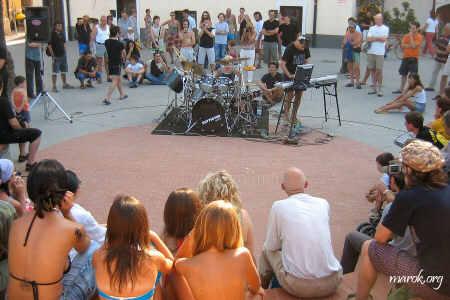 Pubblico jazz - atto terzo
