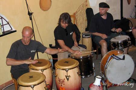 The Gilson Silveira Trio