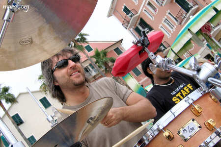Luca Capitani rock
