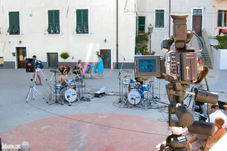 Il mondo suona la mia batteria!