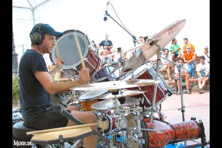 Marco Iannetta rocks
