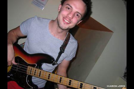 William Nicastro smile