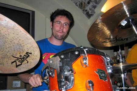 Marco Cavani rocks
