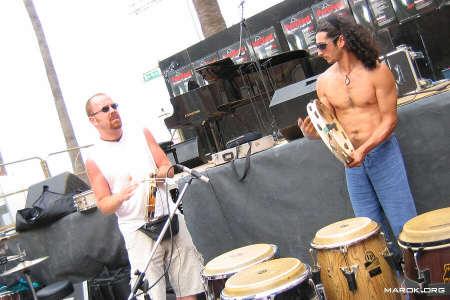 Staffa-Casadio duo check
