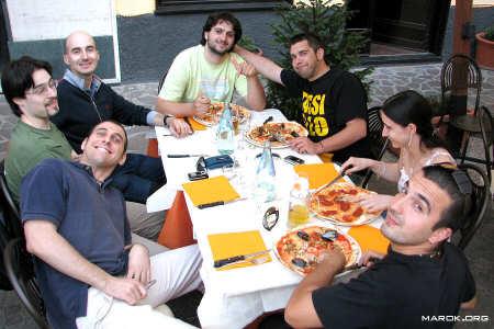 Il mondo mangia la mia pizza!