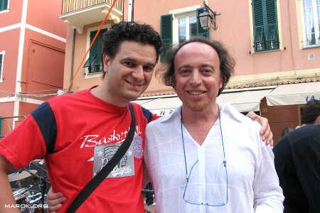 Roberto Carnevale meets Rosario Bonaccorso