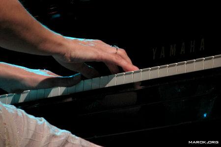 Le mani di Danila Satragno