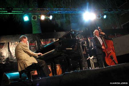 Renato Sellani e Luciano Milanese