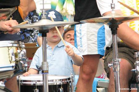 Piccoli batteristi crescono - #1