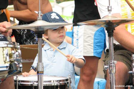 Piccoli batteristi crescono - #2