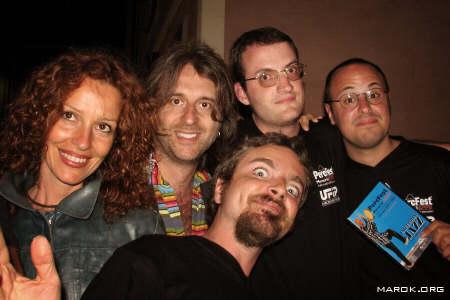 Luca Capitani and friends
