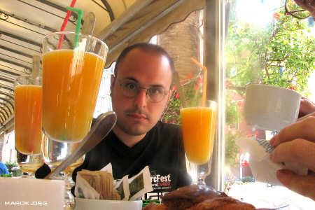 A colazione con... Don Diego!