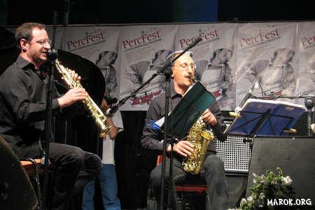 Quartetto sax accademia - sinistra