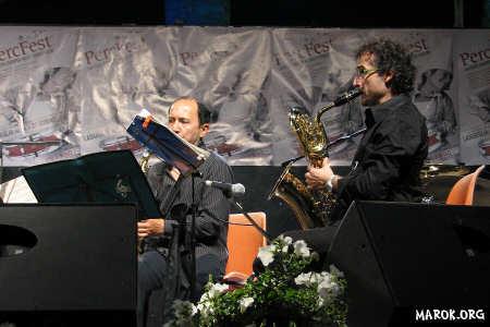Quartetto sax accademia - destra