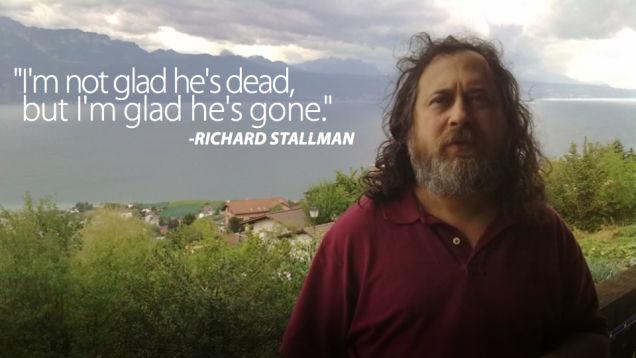 Richard Stallman is not amused .jpg