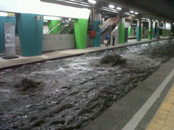 I canali di Napoli