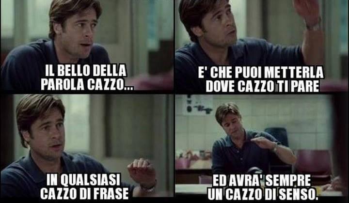 Cazzo