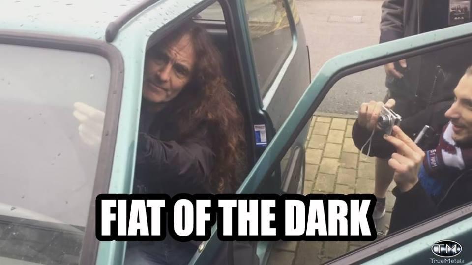 Fiat of the dark