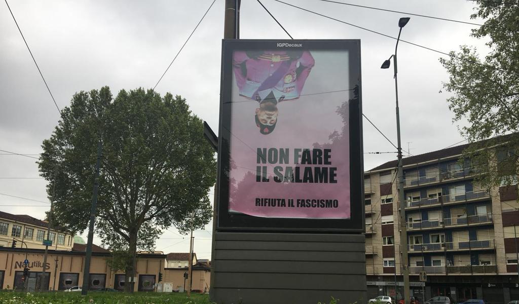 Buon 25 Aprile da Torino