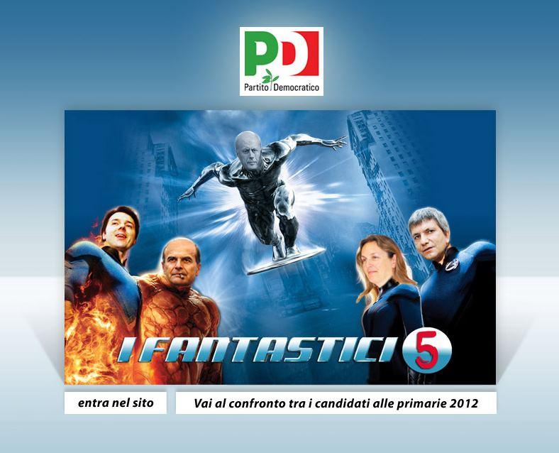 PD - I fantastici 5