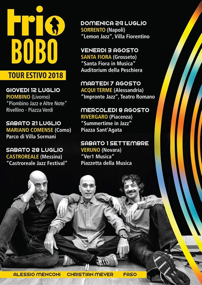 Trio Bobo PIOMBINO