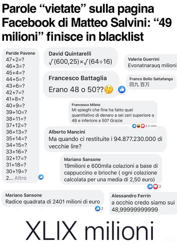 49 milioni