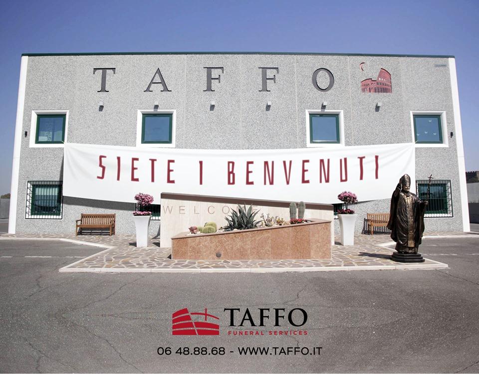 Benvenuti da Taffo