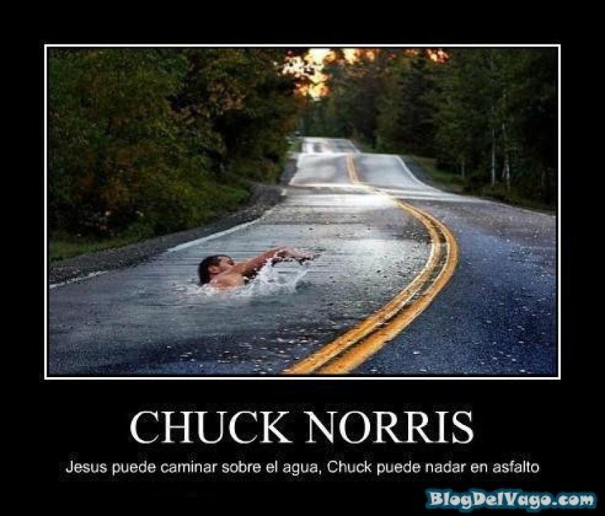 chuck vs jesus