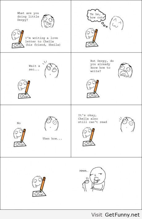 How kid's logic works