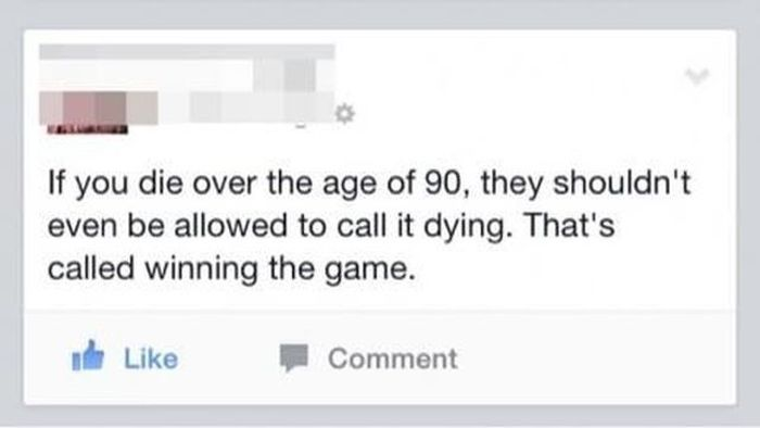 Age of 90