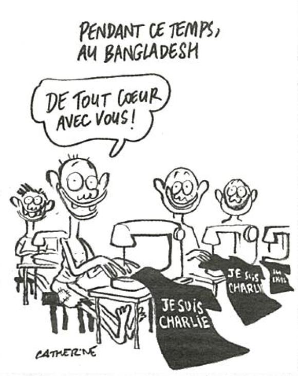 Je suis Bangla Desh