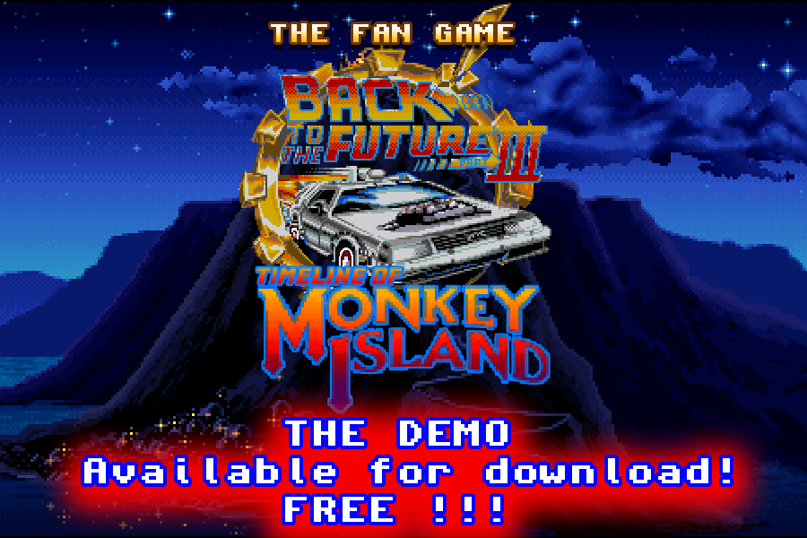 Back to the Future of Monkey Island