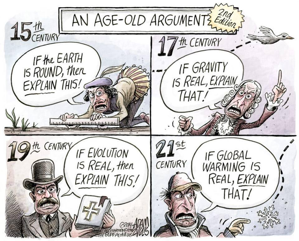 Age-Old Argument