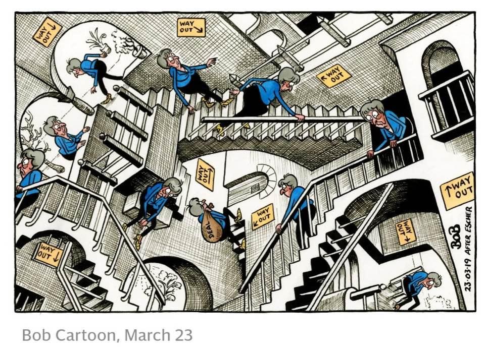 Escher's Brexit