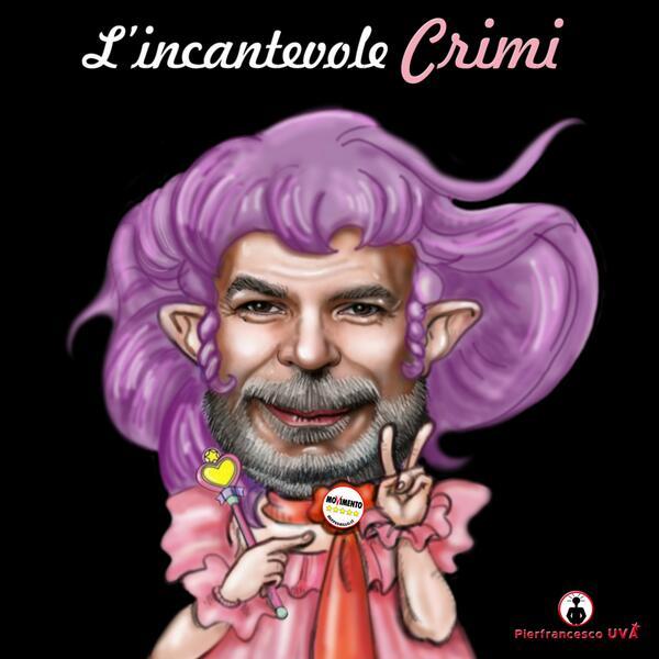 L'incantevole Crimi