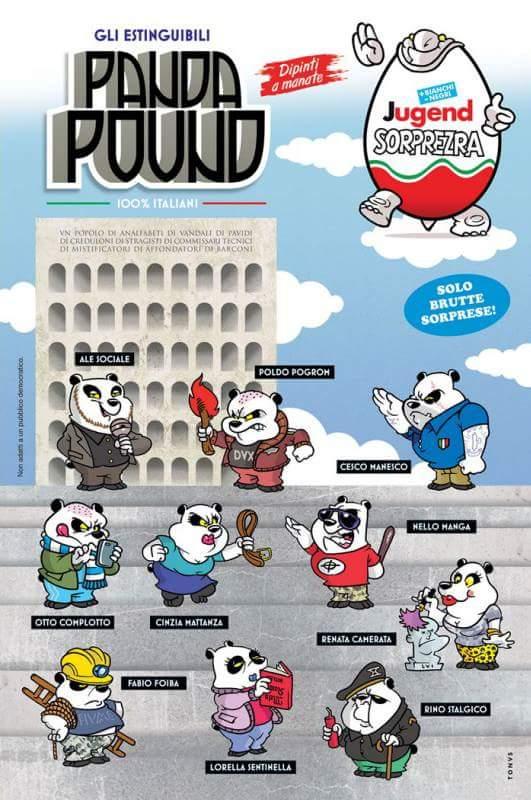 Panda Pound