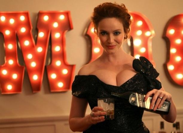 Christina Hendricks Whiskey