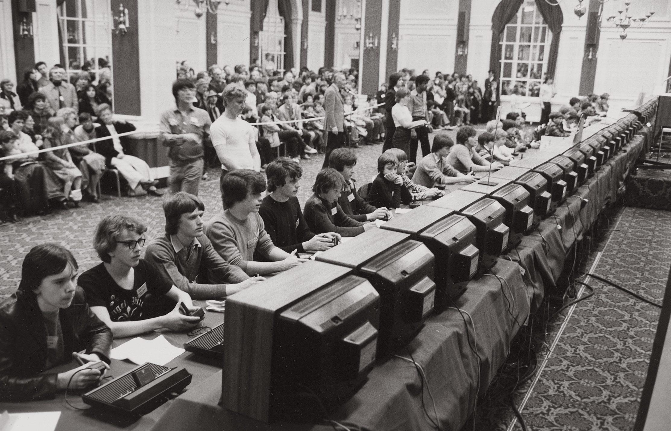 Campionato Nazionale di Space Invaders, 1981