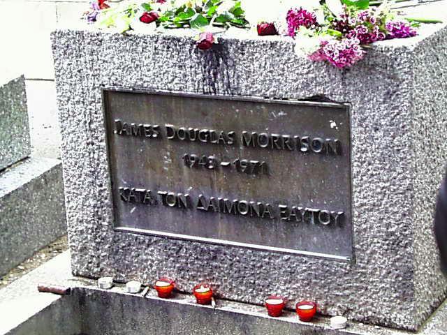 Jim's Birthday Grave