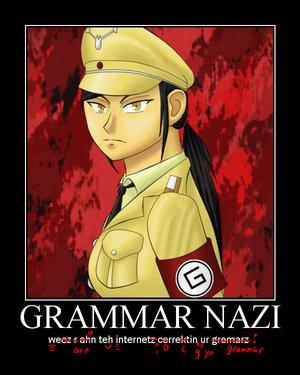 GrammarNazi