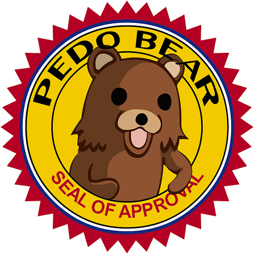 Pedobear approved!