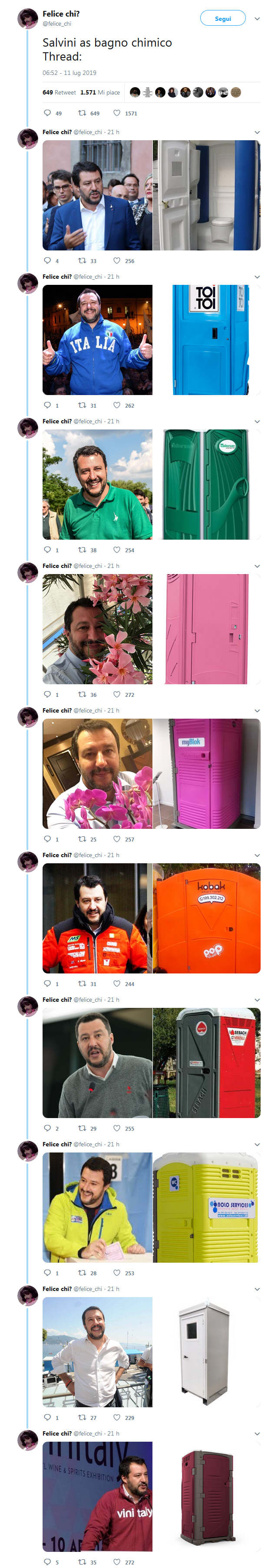 Salvini Cesso