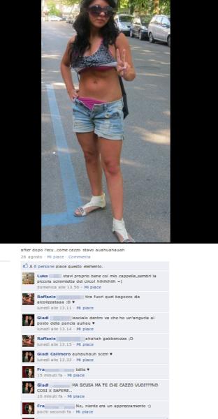 Fap on facebook