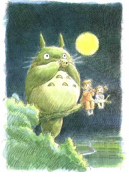 Totoro Flute