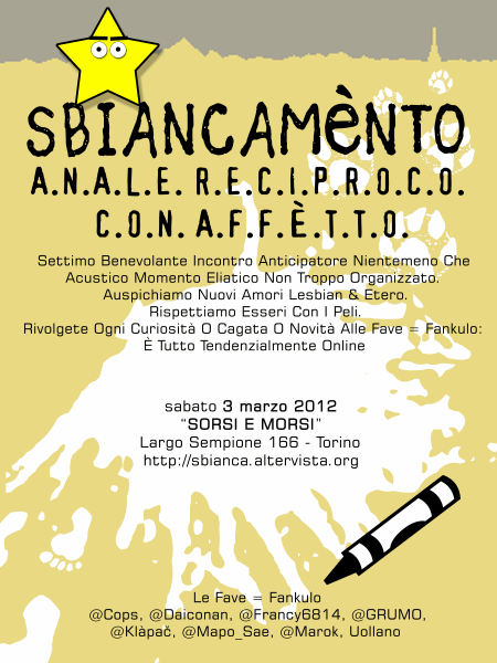 Sbiancamento Anale