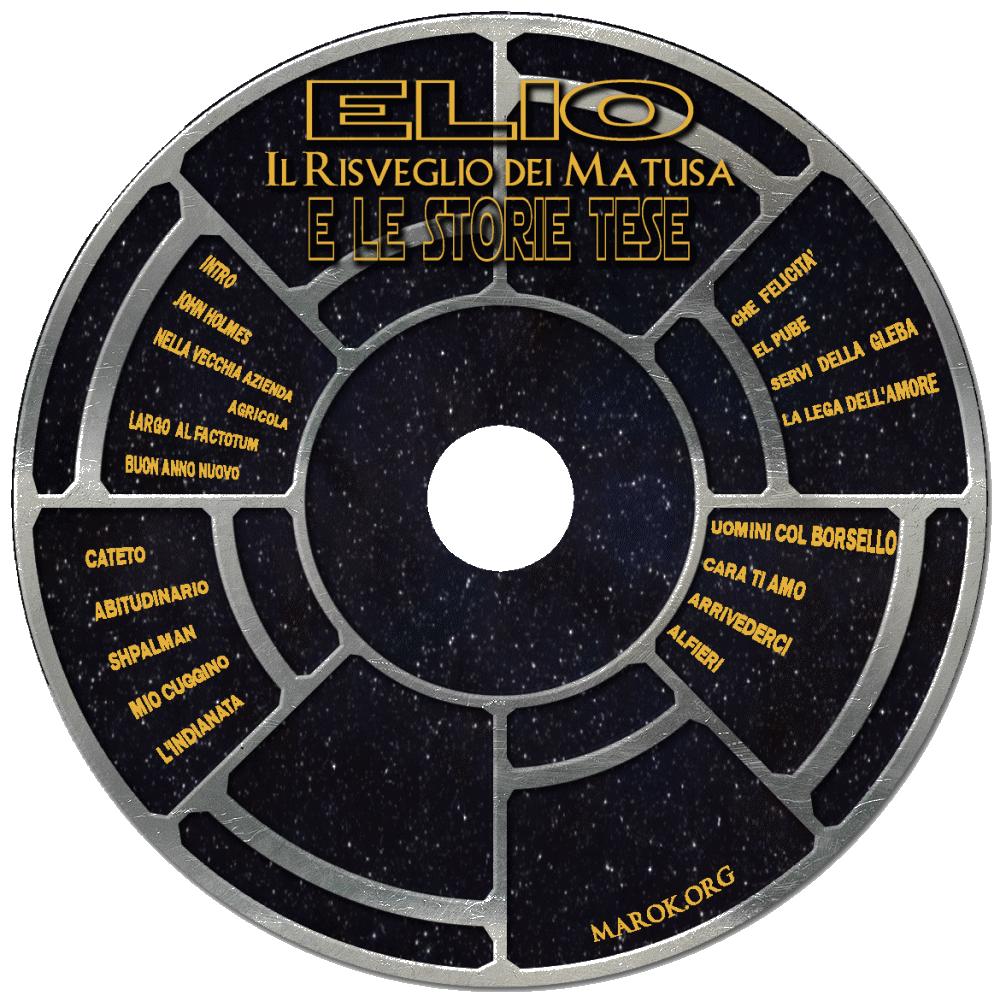 Il Risveglio dei Matusa - CD